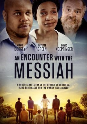 An Encounter with the Messiah, DVD   -