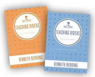 Bible Fluency Teaching Videos (with Instruction Guide)  -     By: Kenneth Berding