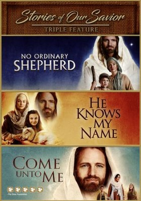 Stories Of Our Savior, Triple Feature   -
