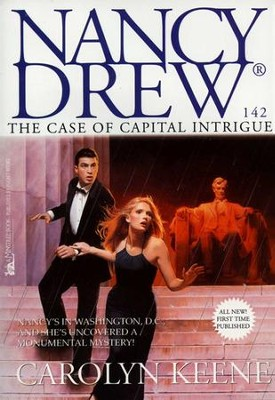 The Case of Capital Intrigue - eBook  -     By: Carolyn Keene