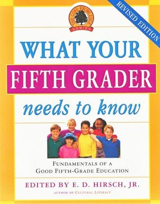 What Your Fifth Grader Needs to Know  -