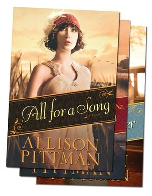 All For a Song Series, Vols 1-3   -     By: Allison Pittman