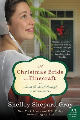 A Christmas Bride in Pinecraft: An Amish Brides of Pinecraft Christmas Novel  -     By: Shelley Shepard Gray
