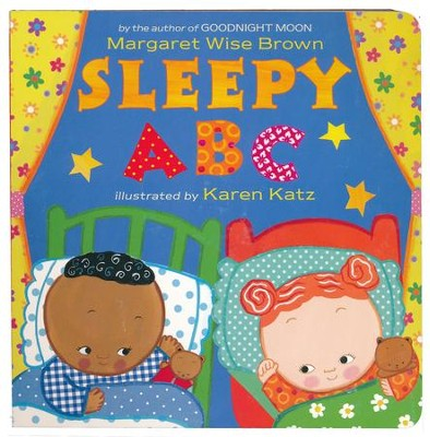 Sleepy ABC Boardbook  -     By: Margaret Wise Brown     Illustrated By: Karen Katz