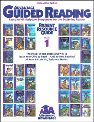 A Reason for Guided Reading Parent Resource Guide   -