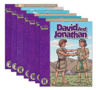A Reason for Guided Reading: Intermediate Readers Set - Old Testament Stories (7 Books)  -