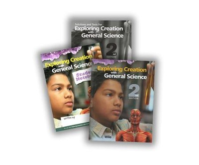 Exploring Creation with General Science Advantage Set (2nd Edition)  -