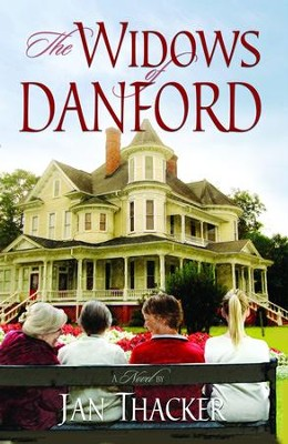 Widows of Danford - eBook  -     By: Jan Thacker
