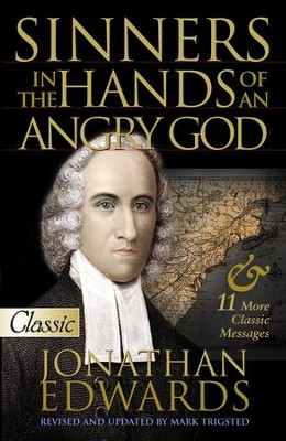 Sinners Hands Angry God - eBook  -     By: Jonathan Edwards