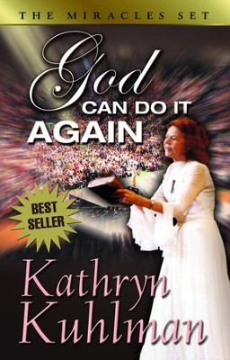 God Can Do It Again - eBook  -     By: Kathryn Kuhlman