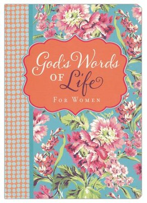 God's Words of Life for Women  -     By: Various Authors