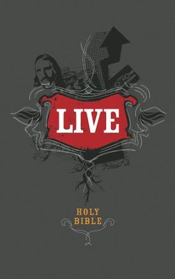 NLT Live Deluxe Leatherlike  -     By: Group Publishing