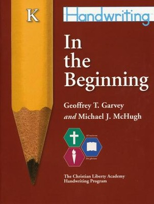 In the Beginning, Grade Kindergarten    -