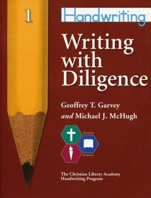 Writing with Diligence Student Text, Grade 1    -