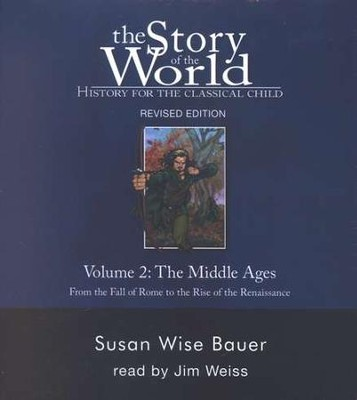 Audio CD Set Vol 2: The Middle Ages, Story of the World   -     By: Susan Wise Bauer