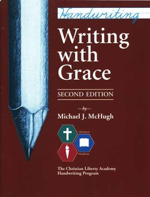 Writing with Grace Student Text, Grade 3    -