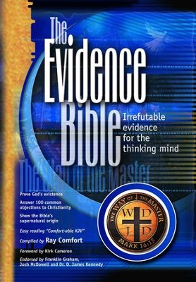 Evidence Bible complete - eBook  -     By: Ray Comfort