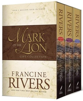 Mark of the Lion Gift Collection, 3 Volumes   -     By: Francine Rivers