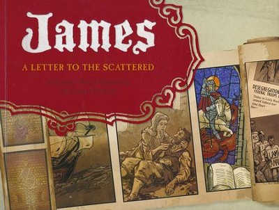 James: A Letter to the Scattered - A Graphic Novel  Translation  -     By: Earnest Graham