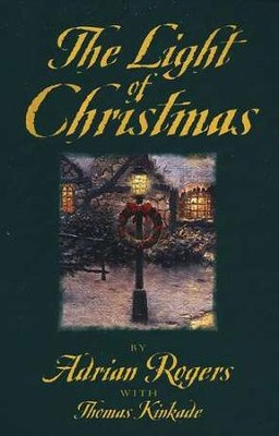The Light of Christmas (KJV), Pack of 25 Tracts   -     By: Adrian Rogers