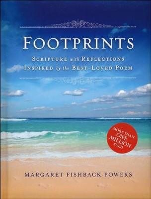 Footprints: Scripture with Reflections Inspired by the Best-Loved Poem  -     By: Margaret Fishback Powers
