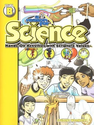 Reason Science Level B Student Workbook    -
