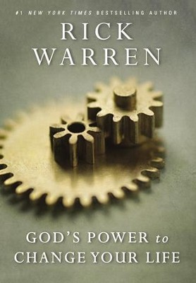 God's Power to Change Your Life (Repackaged)  -     By: Rick Warren