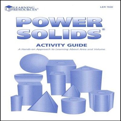 Power Solids Activity Guide   -