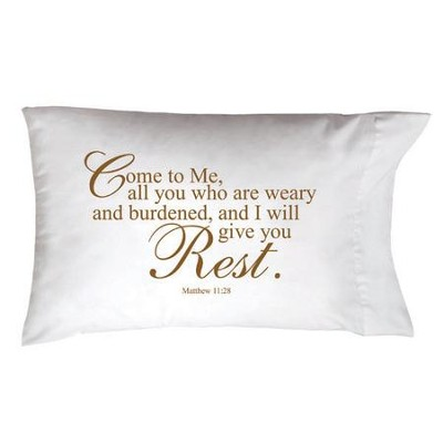Come To Me Pillowcase  -