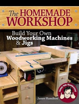 The Homemade Woodshop  -     By: James Hamilton