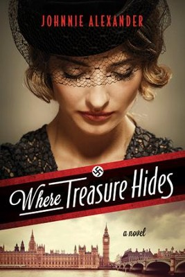 Where Treasure Hides - eBook  -     By: Johnnie Alexander