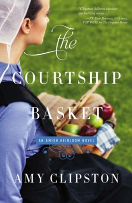 The Courtship Basket #2   -     By: Amy Clipston