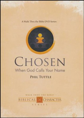 Chosen DVD  -     By: Phil Tuttle