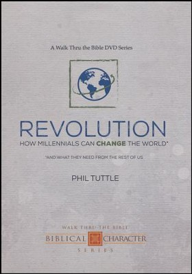 Revolution DVD  -     By: Phil Tuttle