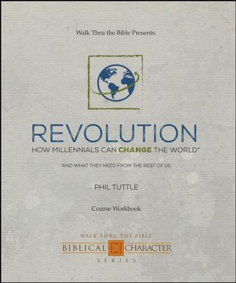 Revolution, Course Workbook   -     By: Phil Tuttle