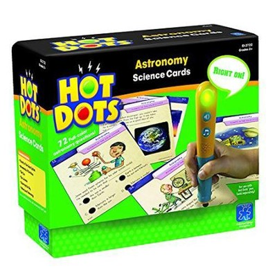 Hot Dots Science: Astronomy   -