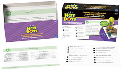 Hot Dots Reading Set 3: Drawing Conclusions & Predicting Outcomes   -