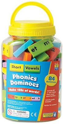 Phonics Dominoes - Blends & Digraphs   -