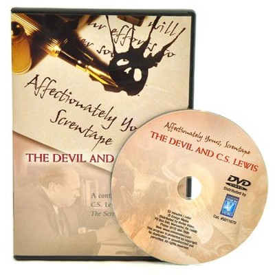 Affectionately Yours, Screwtape: The Devil and C.S. Lewis, DVD   -