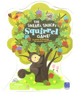 The Sneaky, Snacky, Squirrel Game   -