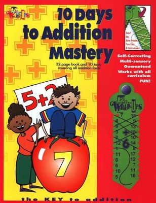 10 Days to Addition Mastery   -