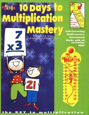 10 Days to Multiplication Mastery   -