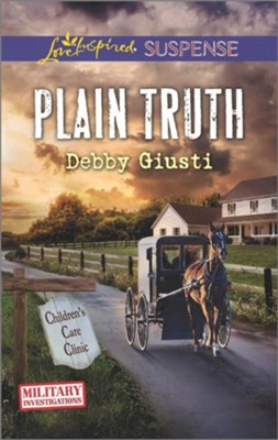 Plain Truth  -     By: Debby Giusti