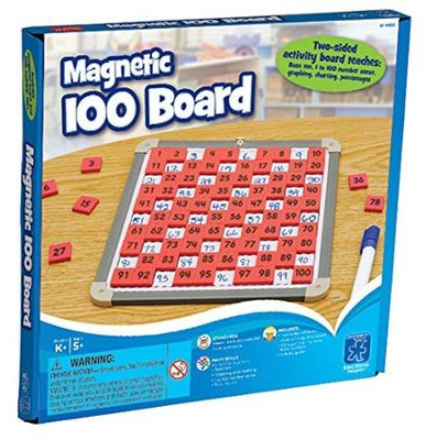 Magnetic 100 Board   -
