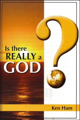 Is There Really a God? Booklet   -