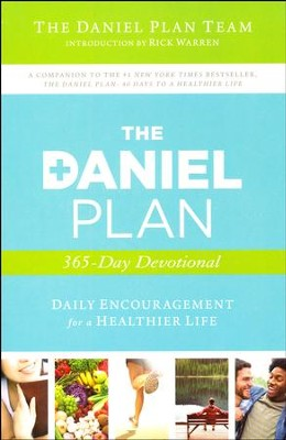 The Daniel Plan 365 Day Devotional  -     By: Rick Warren, Dr. Daniel Amen, Dr. Mark Hyman