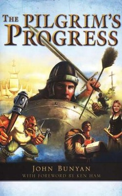 The Pilgrim's Progress, Paperback   -     By: John Bunyan