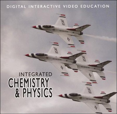 DIVE into Integrated Chemistry and Physics CD-ROM (Physical Science)  -
