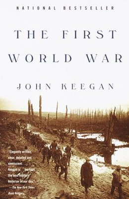 The First World War - eBook  -     By: John Keegan
