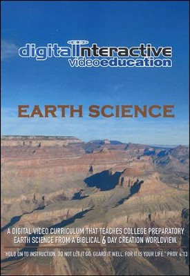 DIVE into Earth Science CD-Rom   -